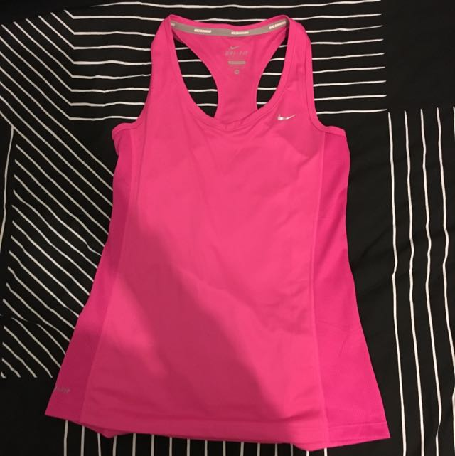 Nike Women's Miler Singlet - XS