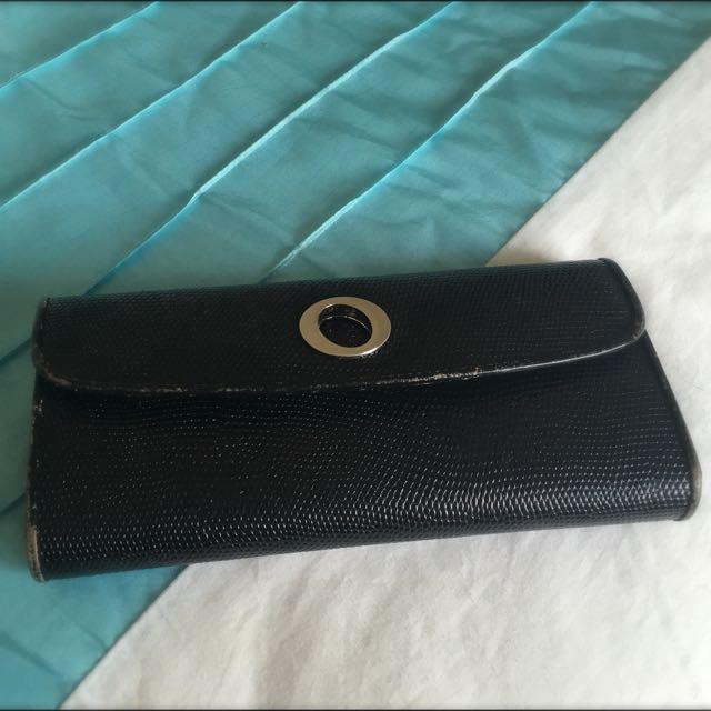 Oroton Tri Fold Wallet