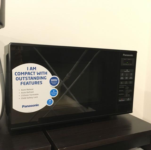 Panasonic 800w 20L Microwave