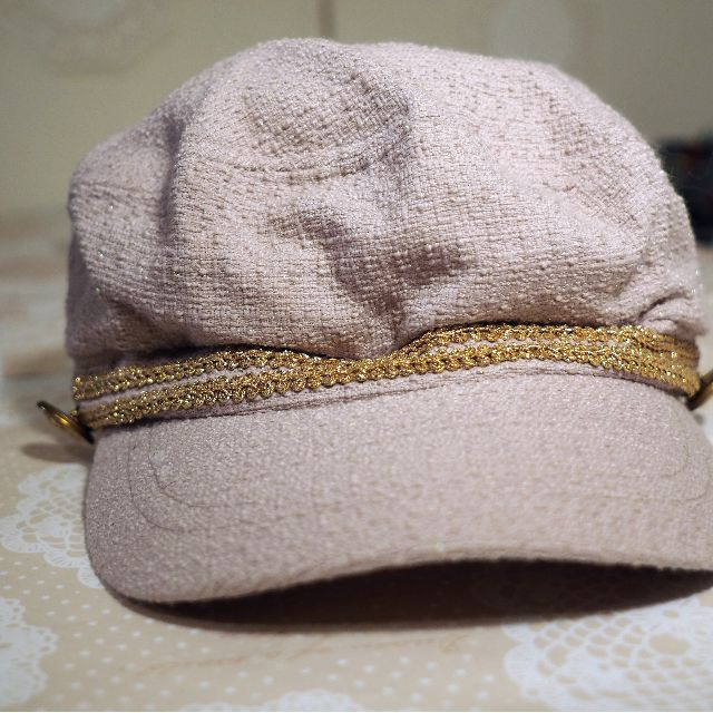 Pink Fashion Cap