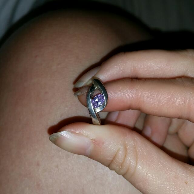 PROUDS Stirling Silver Ring