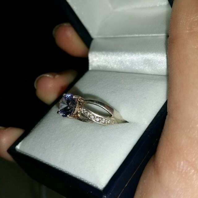 PROUDS Stirling silver Ring (Gold Present)