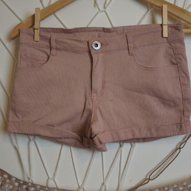Size 8 Pink Short Shorts