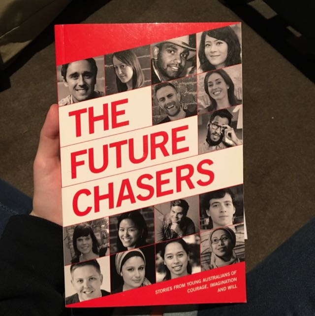 """""""The Future Chasers"""" Book"""