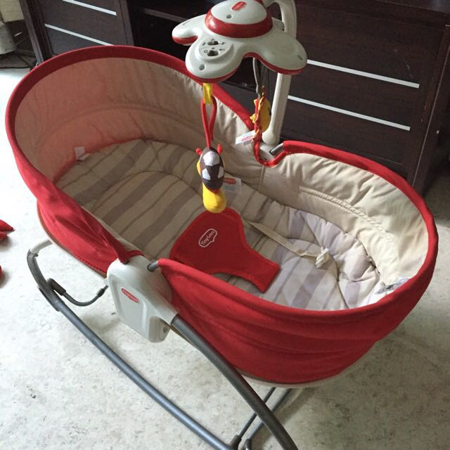 Tiny Love 3-in-1 Rocker