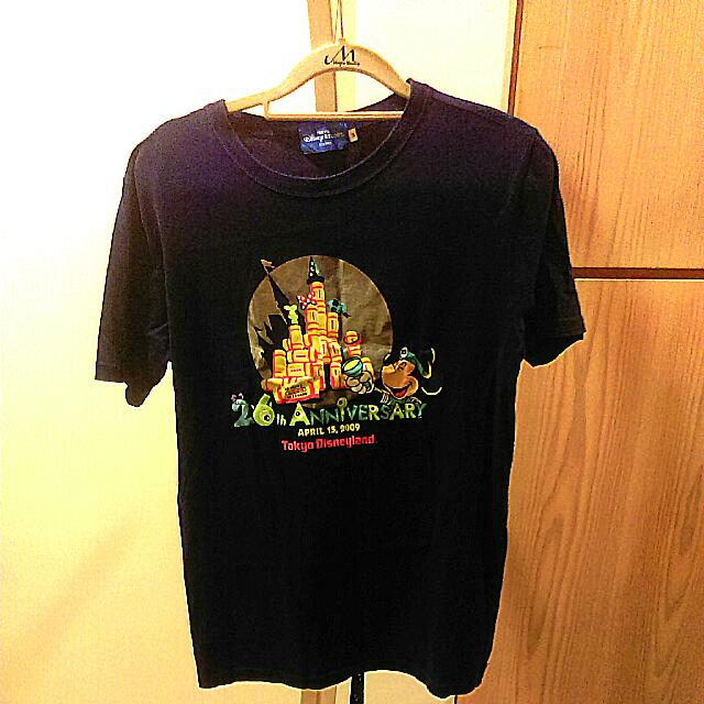 Tokyo Disneyland T恤