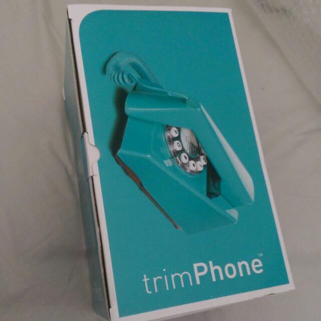 trimPhone (Teal)