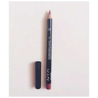 NYX Matte Lipliner - Ever - Rosey Nude - Dupe For Soar Lip Liner