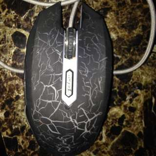 6 Button Gaming Mouse.