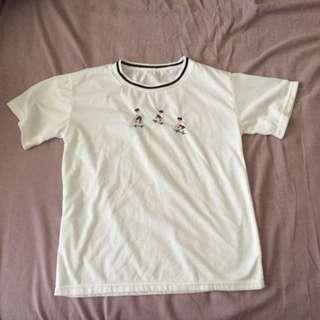 滑板小子T恤