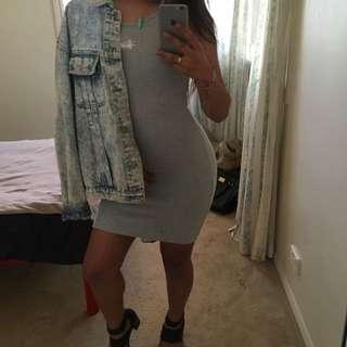 STÜSSY Dress Grey