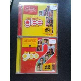 Brand New Glee Cd's