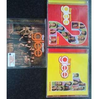Glee Cd's