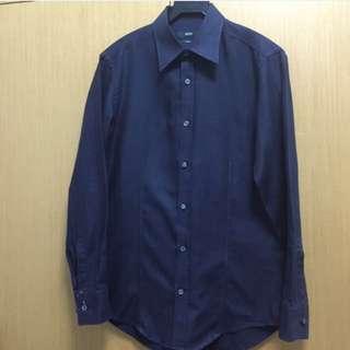 Hugo Boss Formal Shirt Size 37 (S)