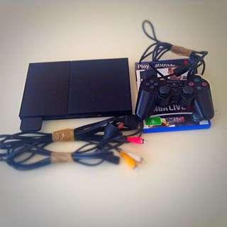PS2 ( PlayStation 2) MEMORY CARD, NBA LIVE08