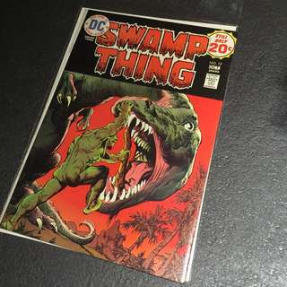 High Grade Vintage SWAMP THING Comic #12