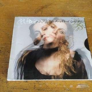 Madonna - Power of Goodbye CD Single