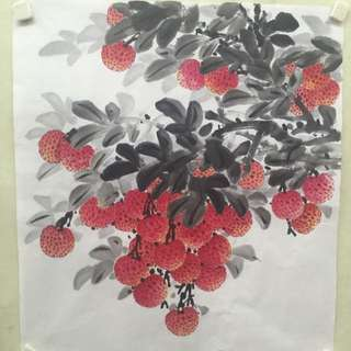Chinese Traditional Art Work