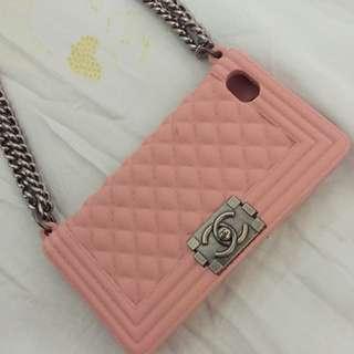 Chanel包 iPhone 4s 手機殼