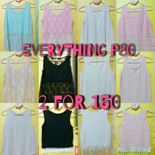 Tops (2 FOR 150)