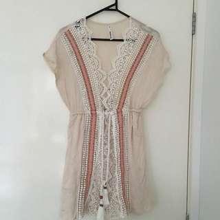 """""""INKDIKA"""" Grecian Dress"""