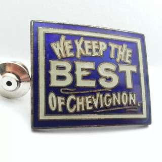 Vintage Chevignon Pins 襟章 / *Demons & Merveilles* 出品