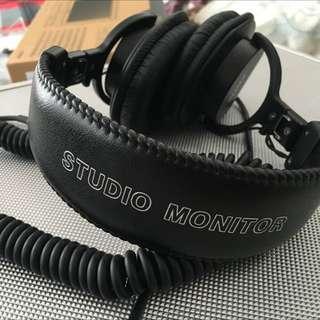 Sony Studio Monitor Headphones