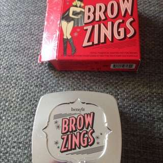 NEW Benefit Brow Zings Shade 04 Medium