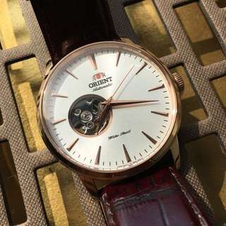 Orient 東方機械錶 FDB08001W
