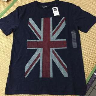 Gap 短袖t