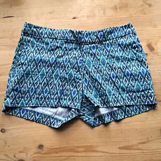 H&M Shorts Size:34 Worn Once