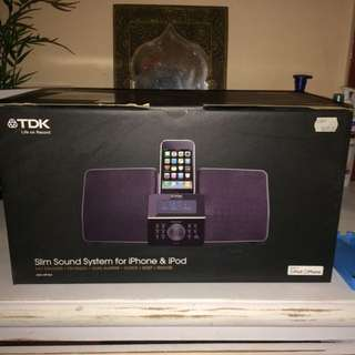Slim Sound System For iPhone & iPod