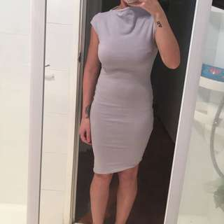 Kookai Grey Dress Size 1