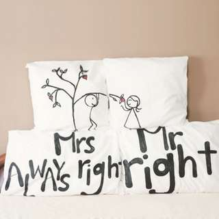 Design + Make: Pillow-cases / Cushion Covers