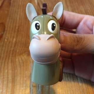 Toy Story 驢仔扭蛋 Donkey figure