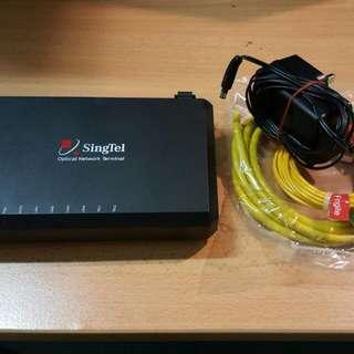 Singtel Optical Network Terminal G-240G-C