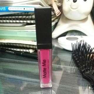 Matte Me Sleek Makeup Fandaho Purple