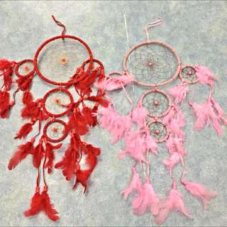 Dreamcatcher (Only Pink Left)