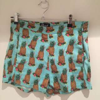 Dangerfield Patterned Shorts