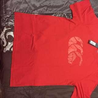 Canterbury T-Shirt BNWT