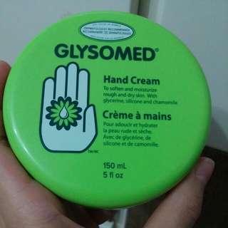 已減價!Glysomed Hand Cream