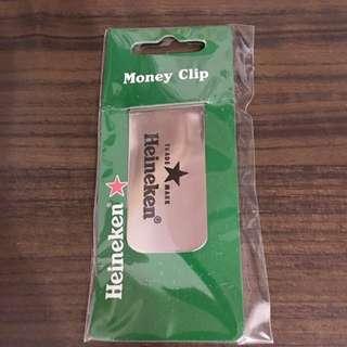 Heineken 海尼根 鈔票夾