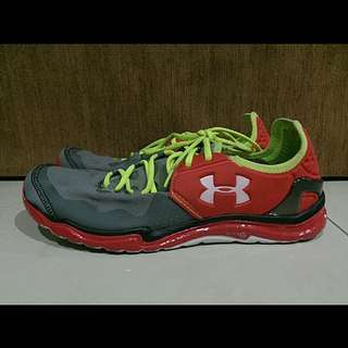 Preloved Under Armour Running Shoes