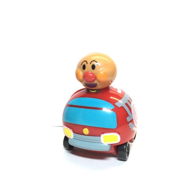 麵包超人 車車 玩具