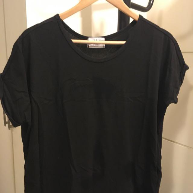 正韓 黑色 洋裝