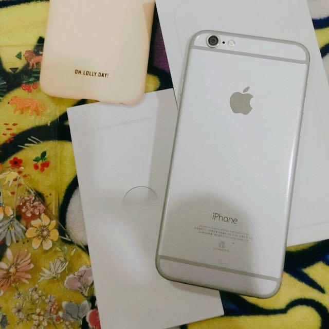 📱售 iphone6 64G 太空灰⚪️⚪️⚪️