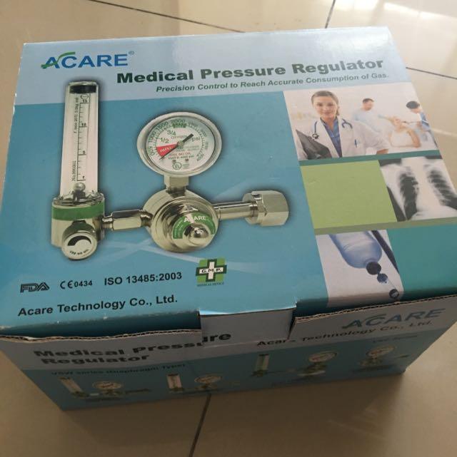 ACARE 壓力調節器