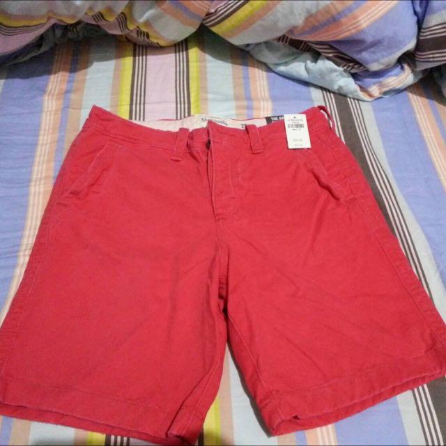 A&f 短褲