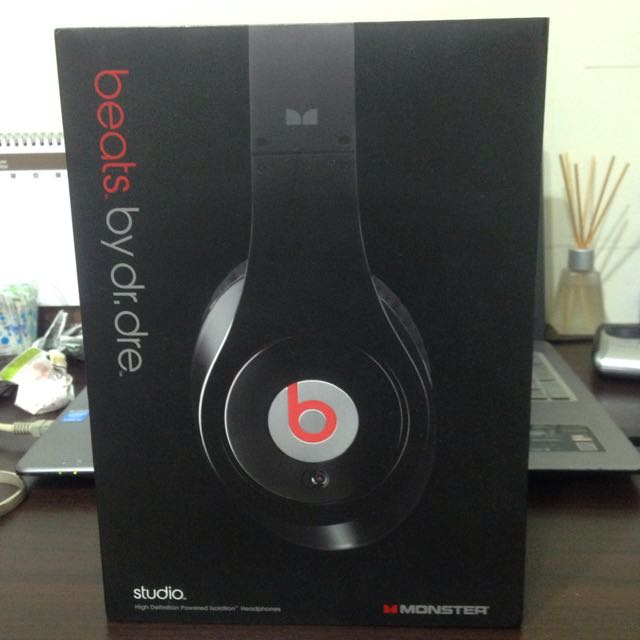 Beats By Dr.dre 耳罩式 耳機