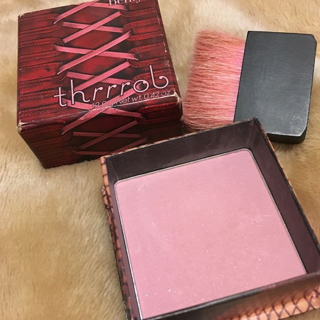 Benefit Thrrrob Blush/face Powder
